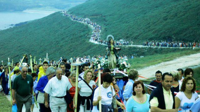 Romería-de-Santo-Hadrián-en-Malpica-de-Bergantiños