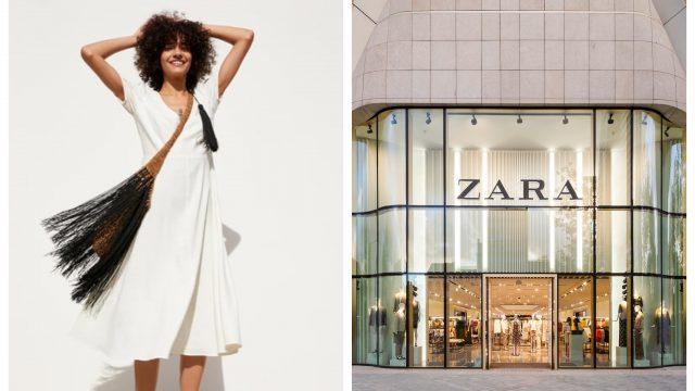 aa4f79bb0c8a Zara adelanta las rebajas de verano en tiendas al 28 de junio por ...