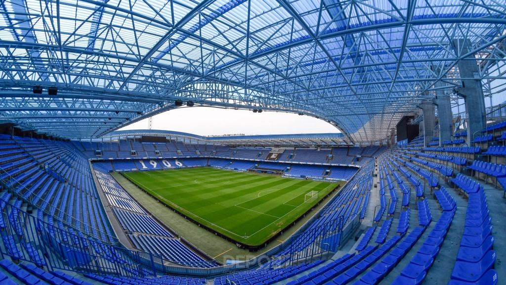 La reforma del estadio de Riazor costará cerca de un millón de euros más