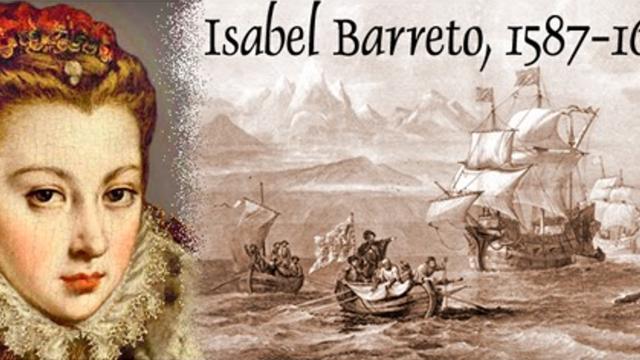 Resultado de imagen de ISABEL BARRETTO