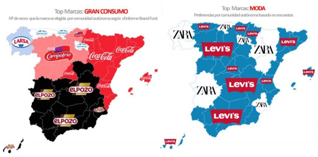 Estas Son Las Marcas Preferidas Por Los Consumidores En Galicia