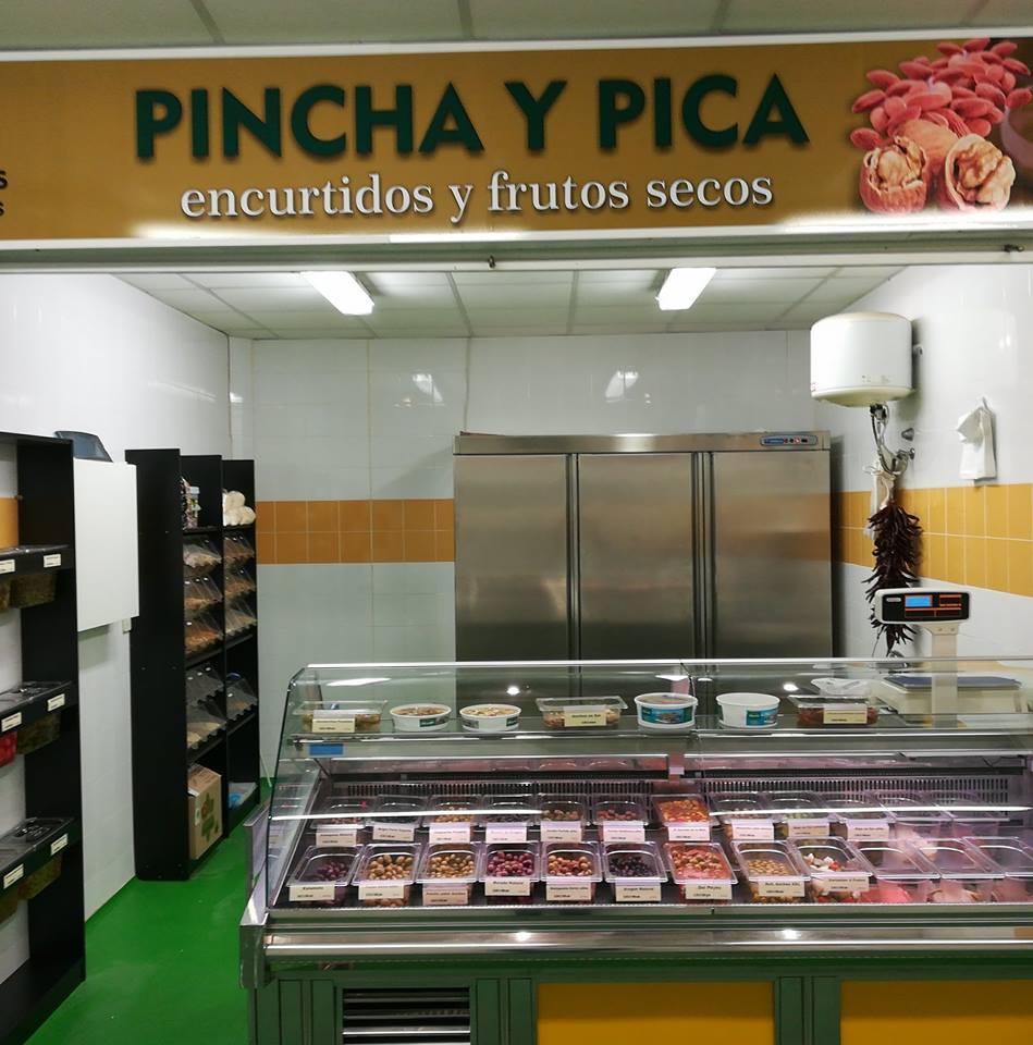 Puesto de Pincha y Pica (Facebook Pincha y Pica)