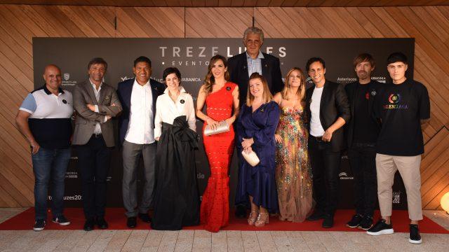 El evento Trezeluzes en una imagen de archivo.