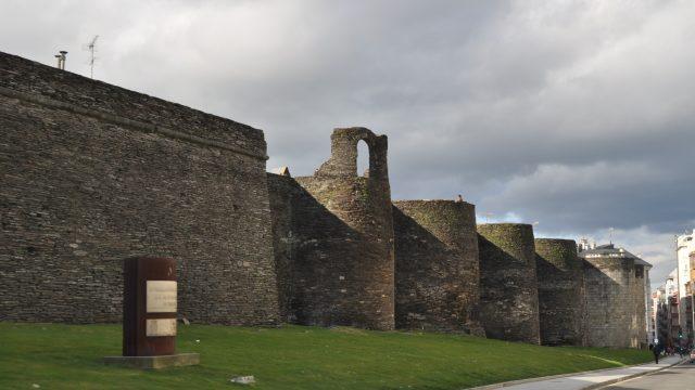 Muralla de Lugo.