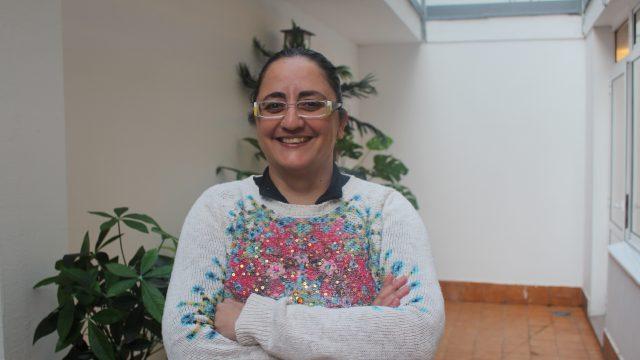 Gisela García-Álvarez, gerente del Clúster Saúde