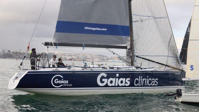 «Clínicas Gaias» vence en la Regata WOR60 A3 de la Semana Abanca de A Coruña