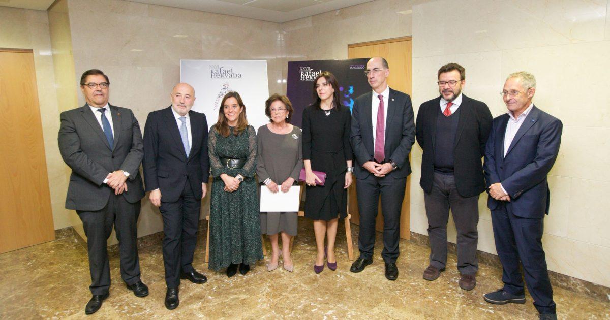 El San Rafael de A Coruña premia a un equipo de farmacogenética por su innovador estudio - El Español