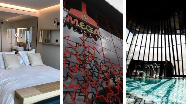 El Hotel Noa Boutique, Mega y Termaria son lugares que aparecen en el reportaje