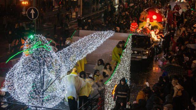 Cabalgata de Reyes de A Coruña