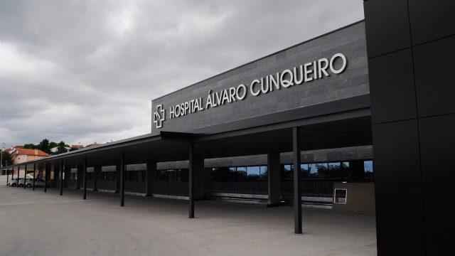 Hospital Álvaro Cunqueiro, en Vigo.