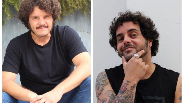 Touriñán y David Perdomo.