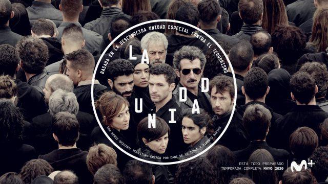 La Unidad, nueva serie de Dani de la Torre.
