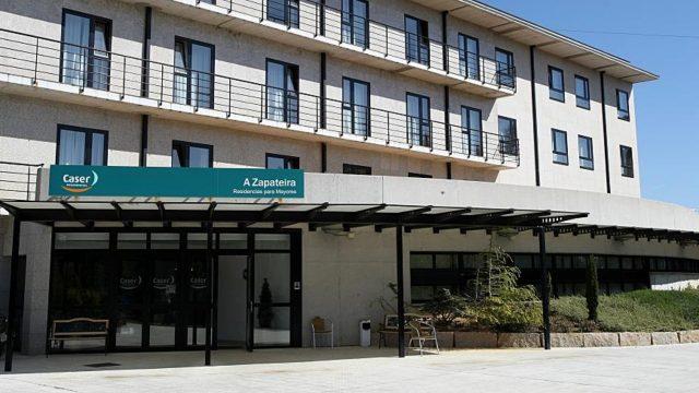Residencia Caser A Zapateira.