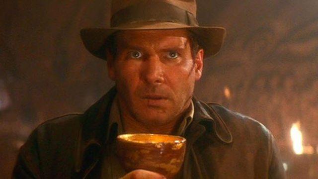 Indiana Jones y el Santo Grial
