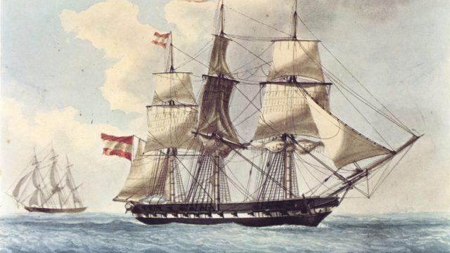 Fragata española. https://es.wikipedia.org/