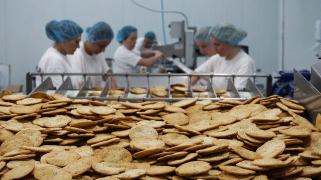Obrador de las galletas Mariñeiras