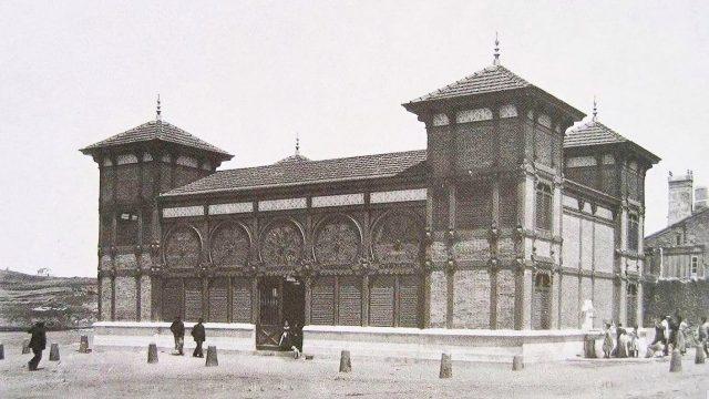 El lavadero del Orzán de A Coruña
