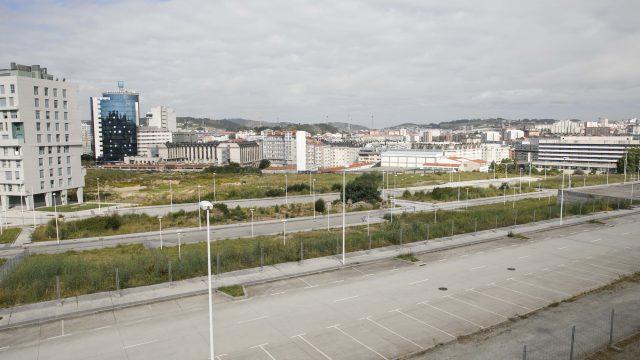 El Parque Ofimático de A Coruña.