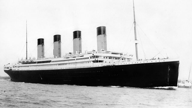 El RMS Titanic. https://www.muyinteresante.es/