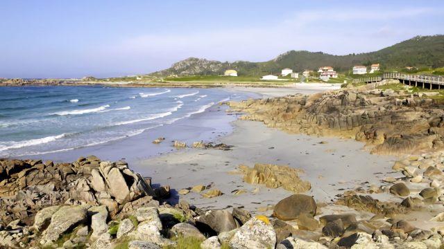 Playa de Arou (Camariñas).