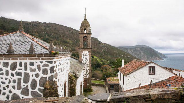 San Andrés de Teixido, en el municipio de Cedeira