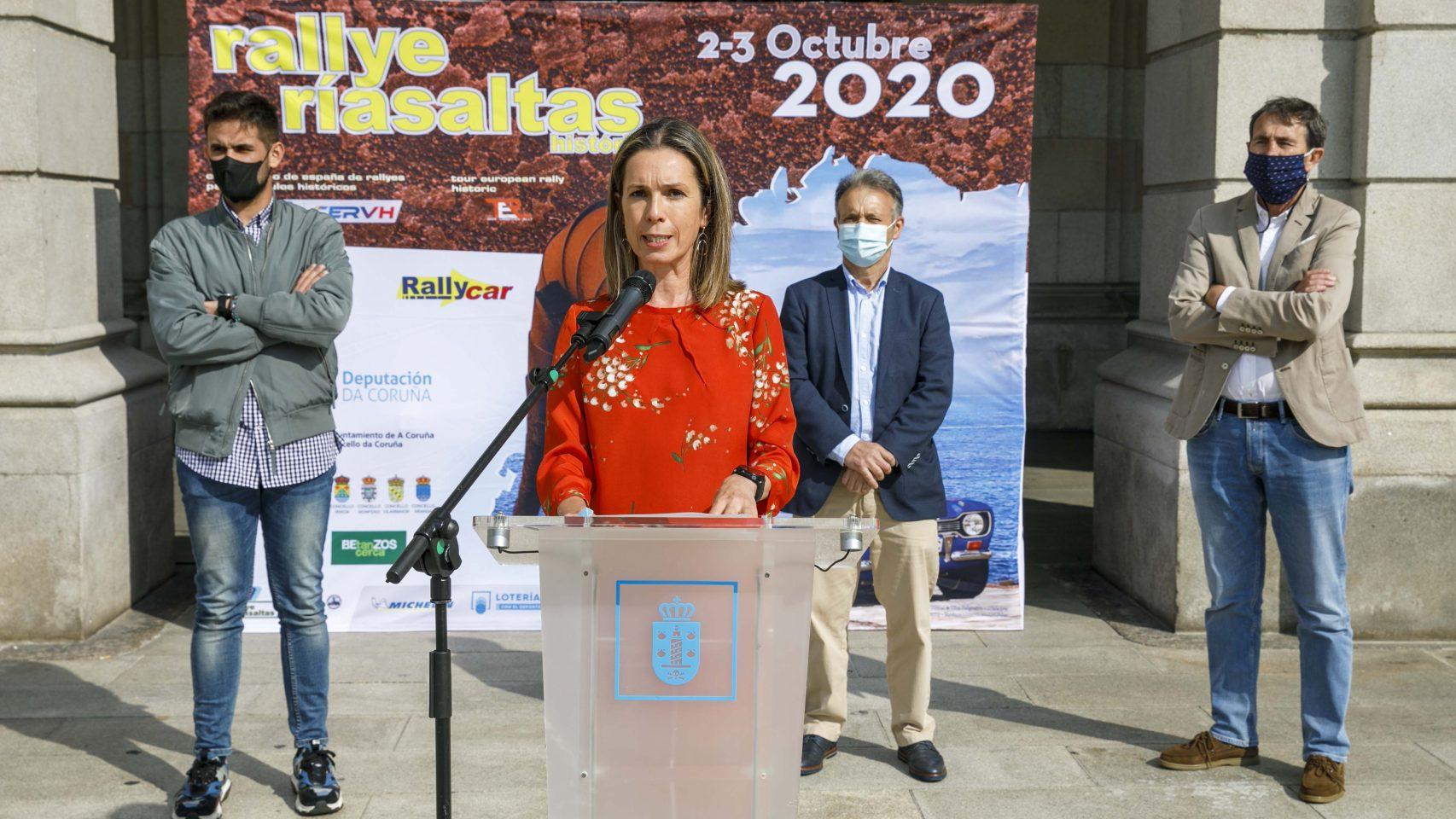 CERVH + TER Historic: Rallye Rias Altas Histórico [2-3 Octubre] Apg_20200930_MONICA_MARTINEZ_PRESENTACION_RALLY_RIAS_ALTAS_VEHICULOS-2-1706x960