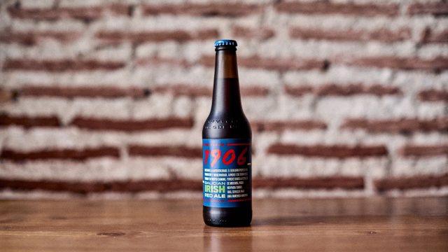 Cerveza 1906, La Pelirroja