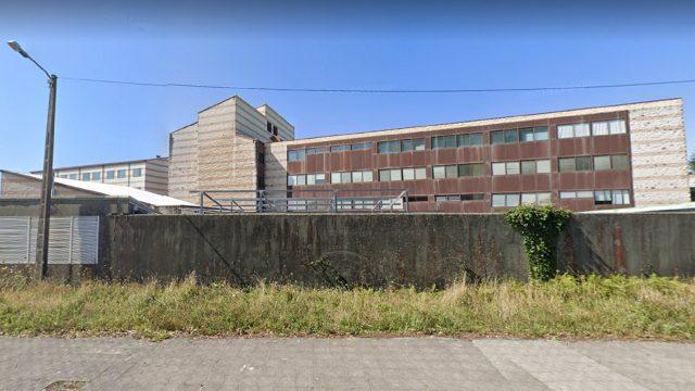 Hospital Naval de Ferrol.