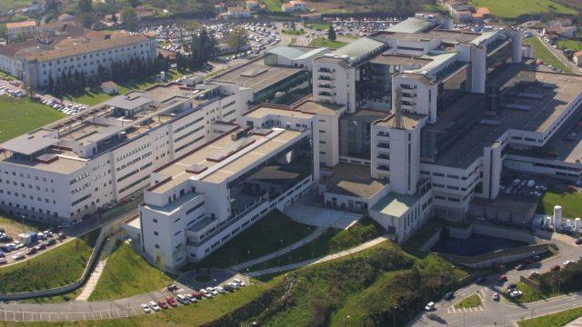 Hospital clínico Santiago de Compostela.
