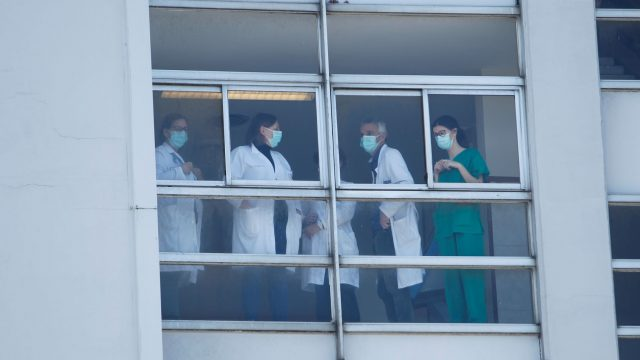 Médicos del Chuac.