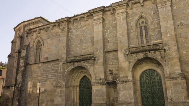 Convento de Santa Clara en Pontevedra.