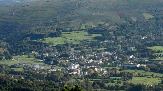 Vistas de Baralla.  concellobaralla.es