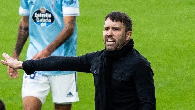 """Eduardo """"Chacho"""" Coudet es el técnico con mejor porcentaje de victorias de la historia del Celta"""