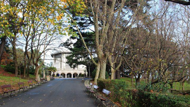 El parque de Santa Margarita