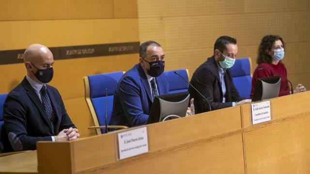 Comité clínico de Sanidade.