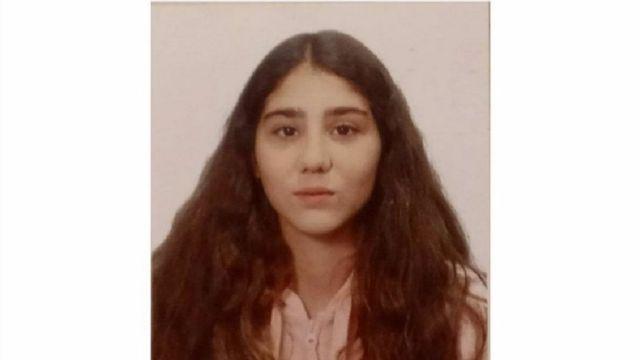 Andrea Gomes Dos Santos, desaparecida en Allariz (Ourense) el 1 de febrero.