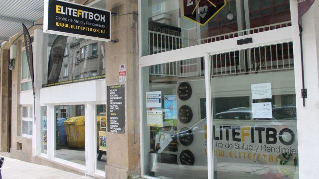EliteFitbox, en calle Bolivia