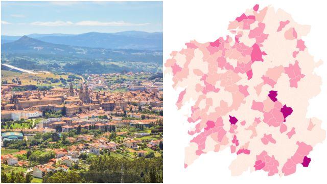 Covid 19 Las Ciudades Y Pueblos Más Afectados De Galicia En Incidencia Y Contagios