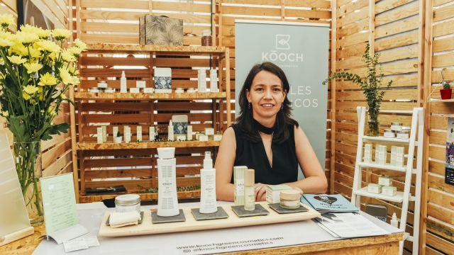 Lissette Anziani es la creadora de Kóoch Green Cosmetics