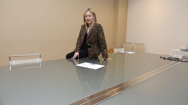Iria Álvarez, experta en marketing.