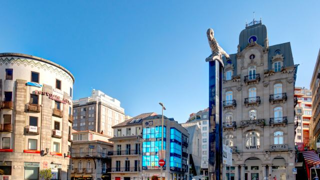 Puerta del Sol de Vigo