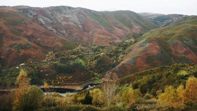 Serra do Xurés.