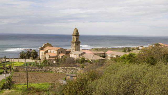 Monasterio de Oia  (Foto: turismo.gal)