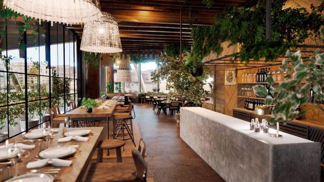 Nuevo restaurante de Rafa Centeno