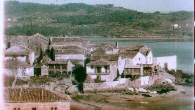 Fotograma del documental de Enrique Barreiro.