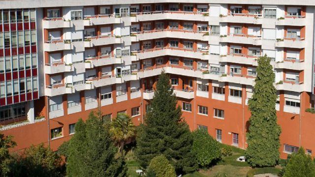 La residencia DomusVi de Chantada (Lugo).