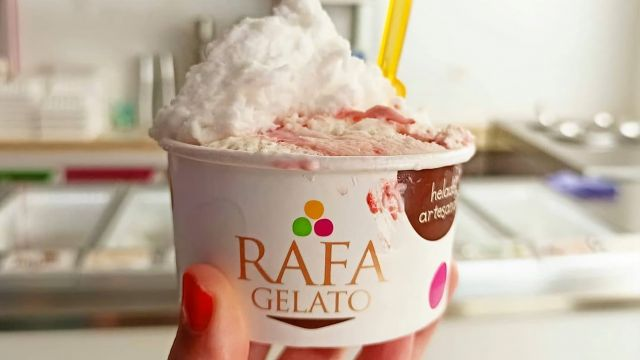 Rafa Gelato.