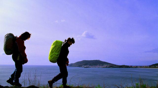 Camino Portugués por la costa (Foto: turismo.gal)