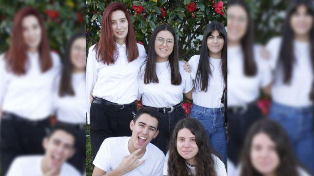 """El equipo de """"En Abierto""""."""