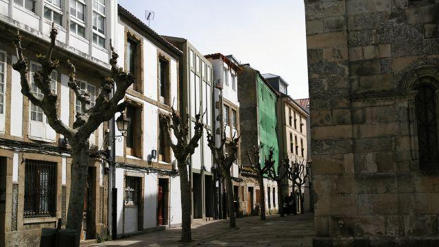 Museo de Arte Sacro de la Colegiata de Santa María de A Coruña (Foto: Nuria Prieto)